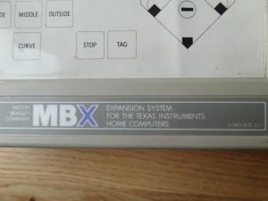 pre production MBX Expansion System
