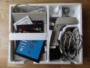 packaging of the commercial MBX Unit, that I have aquired several years ago.
