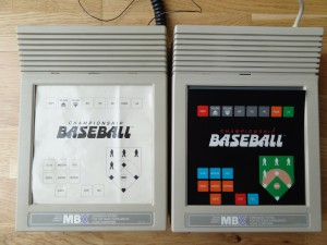 Left: pre-production MBX Unit Right: commercial MBX Unit besides the cable they look similar from top view