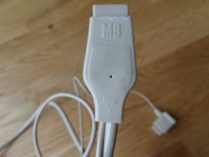 Commercial MBX Unit: cable MB (Milton Bradley) MEC 4