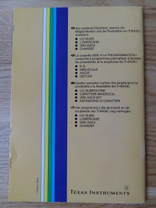 Programming Aids I PHT 6004,  1103017-0000 © 1982 Texas Instruments