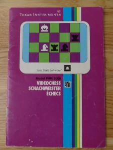 Video Chess PHM 3008,  1103023-0000 no Copyright
