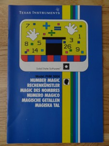 Number Magic PHM 3004,  1103024-0000 no Copyright