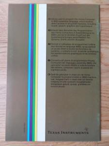 Editor Assembler PHM 3055,  1103029-0000 no Copyright