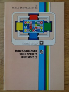 Mind Challengers PHM3025, 1103032-0000 no Copyright