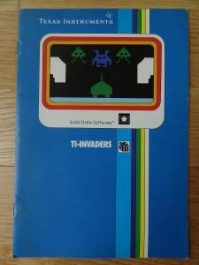 TI Invaders PHM 3053,  1103037-0000 no Copyright