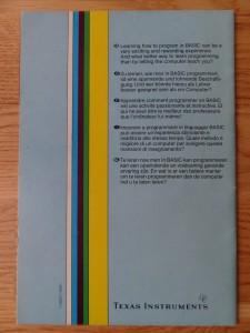 Teach Yourself Basic PHT 6067,  1103071-0001 © 1982 Texas Instruments