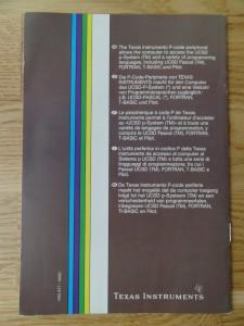 UCSD-Pascal Assembler/Linker PHD 5064,  1103077-0000 no Copyright