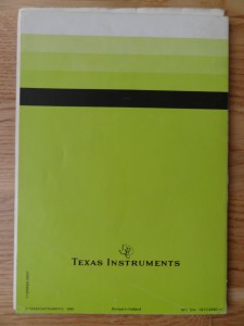 Disk Memory System PHP 1800,  1105690-0001 © 1982 Texas Instruments