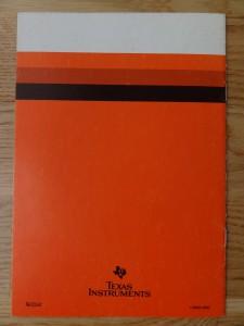 Strange Odyssey PHT 6050,  1109025-0020 © 1981 Texas Instruments © 1981 Adventure International