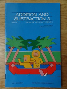 Addition and Subtraction 3 Manual SF 30941 for Module SF 30226