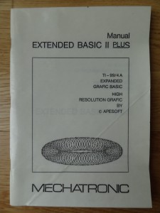Extended Basic II Plus