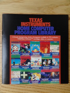 HomeComputerProgramLibrary 1983 Cover