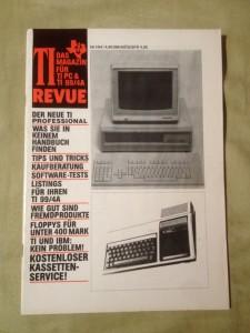 TI Revue Nr. 1/84 1. Jahrgang