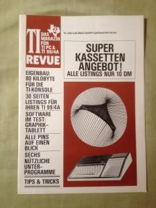 TI Revue Nr. 3/84 Dezember/Januar 1. Jahrgang
