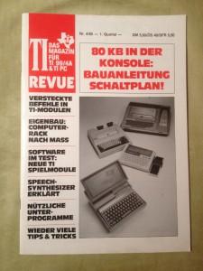 TI Revue Nr. 4/85, 1. Quartal 2. Jahrgang