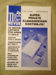 TI Revue Nr. 5/85, 2. Quartal 2. Jahrgang