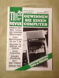 TI Revue Nr. 6/85, Juli/August 2. Jahrgang