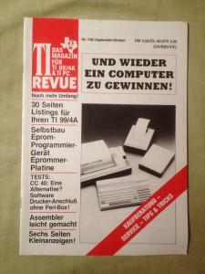 TI Revue Nr. 7/85, September/Oktober 2. Jahrgang