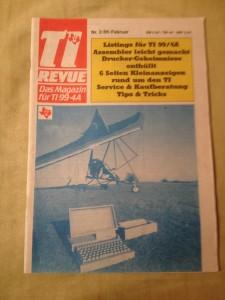 TI Revue Nr. 2/86, Februar 3. Jahrgang