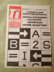 TI Revue Nr. 6/86, Juni 3. Jahrgang