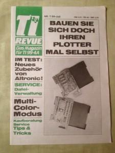 TI Revue Nr. 7/86, Juli 3. Jahrgang