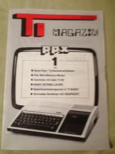 TI Magazin 1/1983