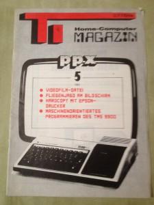 TI Magazin 5/1983