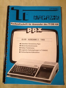 TI Magazin IG99 Ausgabe 2/1982