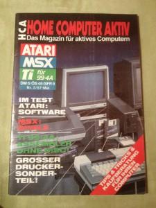 HCA - Home Computer Aktiv Nr. 5/87, Mai 1987