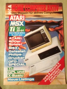 HCA - Home Computer Aktiv Nr. 6/87, Juni 1987