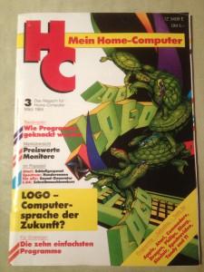 HC - Mein Home-Computer 3/1984 März