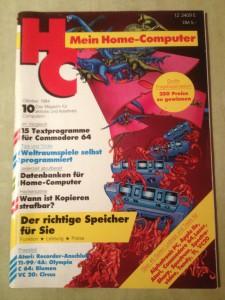 HC - Mein Home-Computer 10/1984 Oktober