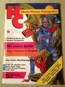 HC - Mein Home-Computer 11/1984 November