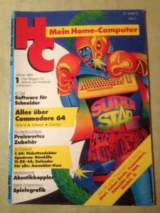 HC - Mein Home-Computer 1/1985 Januar