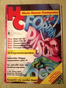 HC - Mein Home-Computer 3/1985 März