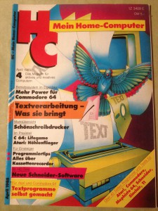 HC - Mein Home-Computer 4/1985 April