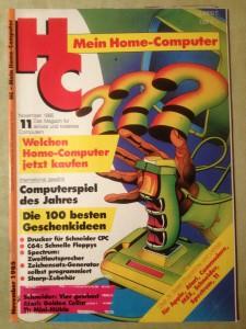 HC - Mein Home-Computer 11/1985 November