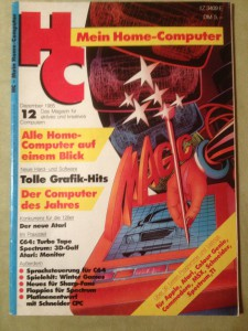 HC - Mein Home-Computer 12/1985 Dezember