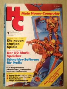 HC - Mein Home-Computer 1/1986 Januar