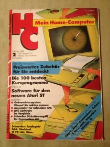 HC - Mein Home-Computer 2/1986 Februar