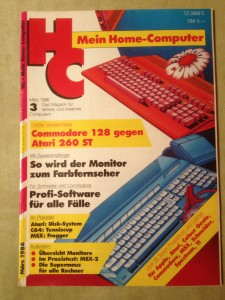 HC - Mein Home-Computer 3/1986 März