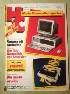 HC - Mein Home-Computer 5/1986 Mai