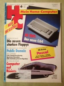 HC - Mein Home-Computer 6/1986 Juni