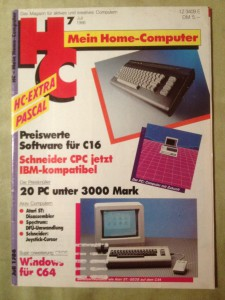 HC - Mein Home-Computer 7/1986 Juli