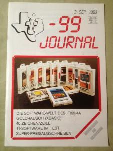 TI-99 Journal 3/1983