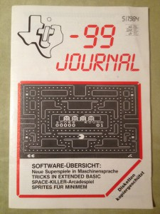 TI-99 Journal 5/1984
