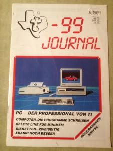 TI-99 Journal 6/1984