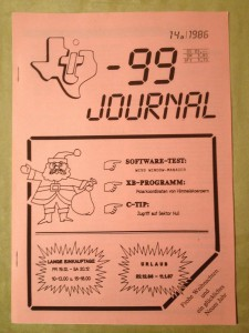 TI-99 Journal 14a/1986