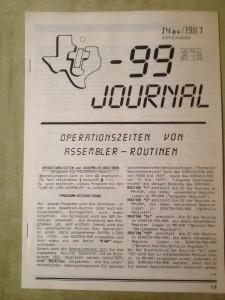 TI-99 Journal 14bc/1987
